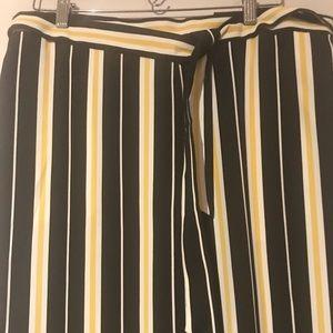 Worthington Stripe Pants